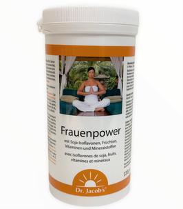 Frauenpower Getränke Pulver Dr. Jacob's