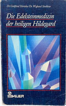 Buch -  Das Edelsteinbuch der heiligen Hildegard (aus unserem Antiquariat)