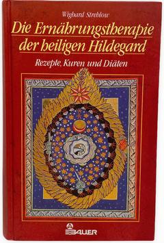 Buch -  Die Ernährungstherapie der Heiligen Hildegard (aus unserem Antiquariat)