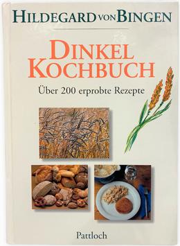Buch -  Dinkel Kochbuch Pattloch Verlag (aus unserem Antiquariat)