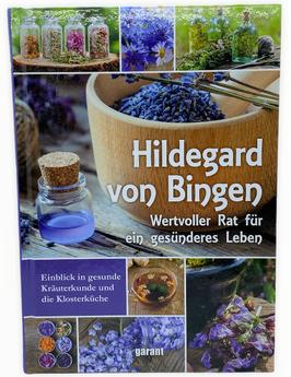 Buch -  Hildegard von Bingen Wertvoller Rat für ein gesundes Leben