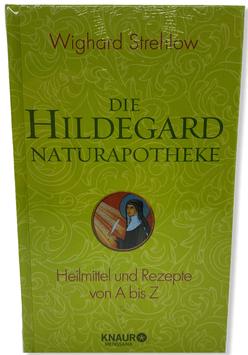 Buch - Hildegard Naturapotheke - Strehlow - Heilmittel und Rezepte von A-Z