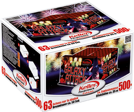 Keller - Galaxy Attack