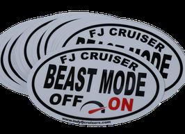 """FJ Beast Mode Website Promo 3.75"""""""