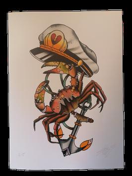 Captain Crab - Tobias Tietchen