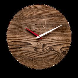 """Wanduhr aus Holz """"Uhrsprung"""""""
