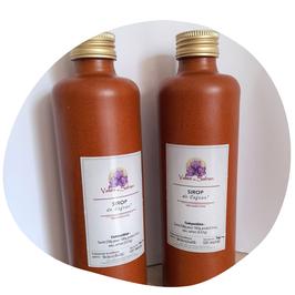 Sirop au Safran - 340 ml