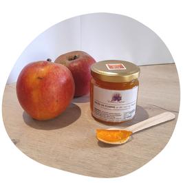 Gelée Extra de pommes & thé vert au Safran - 100 ml