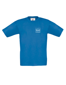 T-Shirt - Farbe: royal