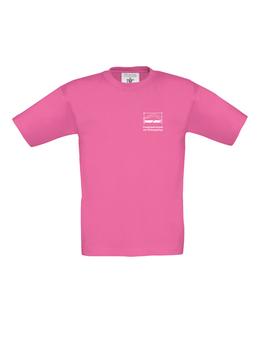 T-Shirt - Farbe: fuchsia