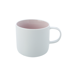 Henkeltasse rosa. Maxwell Williams.