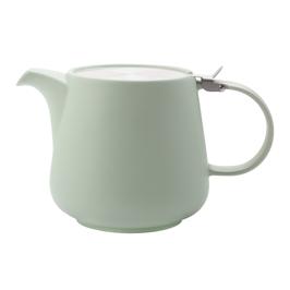 Teekanne 1.2 L hellgrün. Maxwell Williams.