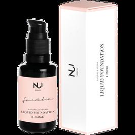 Nui Natural Liquid Foundation