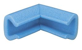 Kantenschutzecke in U-Form für empfindliche Scheiben und Platten aus PE-Schaum, 100 mm Schenkelmaß