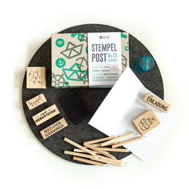 Stempel-Post No. 10 / Geburtstag