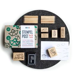 Stempel-Post No. 18 / Fehmarn