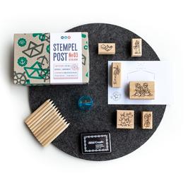 Stempel-Post No. 03 / Bethlehem