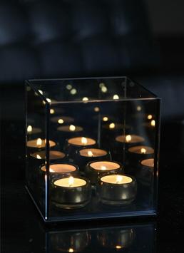 4-lichts waxinehouder