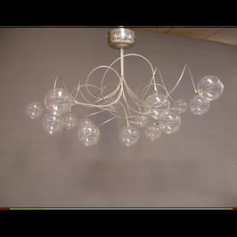 Plafondlamp Rvs Strego