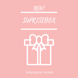 Suprisebox Baby/peuter