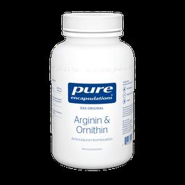 Arginin & Ornithin