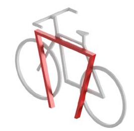 Ciclopark Fahrradhalterung Mod 30B
