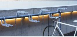 Lenkerhalterung: Aluminiumguss Typ 20