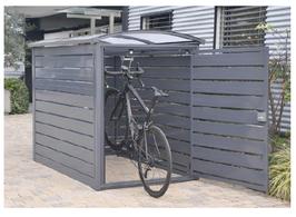 Fahrradüberdachung Modell Ciclobox