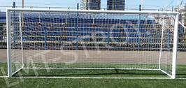 Ворота футбольные алюм 5x2 м юниорские