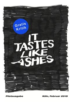 It Tastes Like Ashes - Gratis Kritik. Pilotausgabe