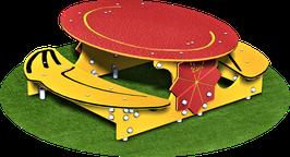TABLE PIQUE NIQUE FRUITS