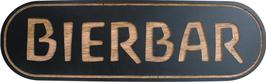 Holzschild aus einer Siebdruckplatte, Betoplan.
