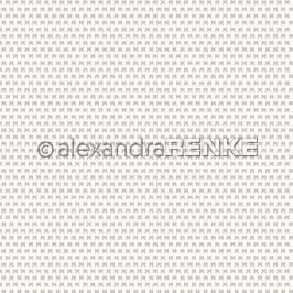 "Designpapier ""Hirschkopf Rapport Taupe"" - Alexandra Renke"