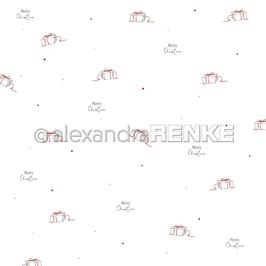 Merry Christmas Geschenke - Alexandra Renke