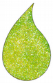 "Embossing Glitters  ""Lime Rickey"" - WOW!"