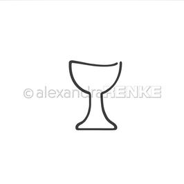 "Stanzschablone ""Rahmen Kelcn"" - Alexandra Renke"