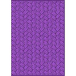 """Prägeschablone 3D """"Basket Wave"""" - Crafter's Companion"""