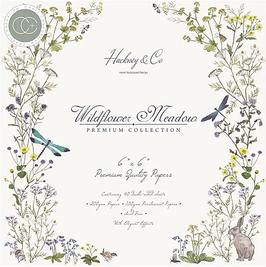 Wildflower Meadow 6x6 Paperpad - Craft Consortium