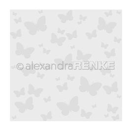 "Prägeschablone ""Schmetterlinge"" - Alexandra Renke"
