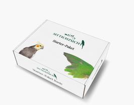 Starter-Paket Premium - Wellensittich