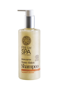 BANIA FRESH SPA CHAMPÚ HONEY SBITEN, REPARADOR. 300 ML