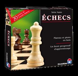 Jeu D'Echecs série Noire