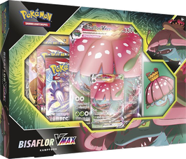 Bisaflor-VMax Kampfbox