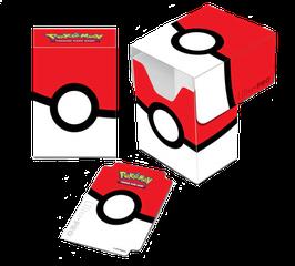 Ultra Pro Deck Box - Pokeball