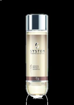 SSP LuxeOil Keratin Shampoo 250ml