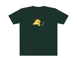 Keerls-T-Shirt Graugrün Friesenskull