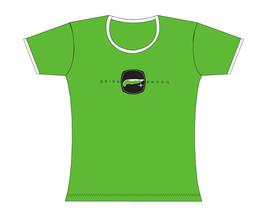 Froen-T-Shirt Grasgrün Insel