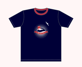 Kinners-T-Shirt Spiekerworld navy