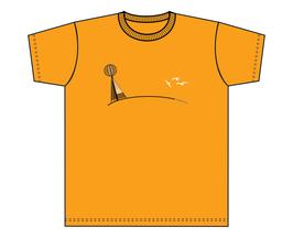 Kinners-T-Shirt Gelb Micky Maus