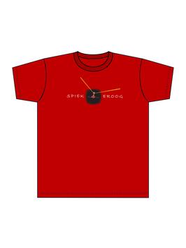 Kinners-T-Shirt Rot Boje